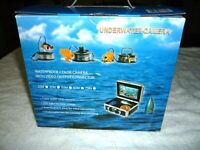 Anysun Underwater Fish Finder - Fishing Video Camera with 7