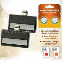 2 for LiftMaster 971LM Button Car Garage Door Opener Remote Control 390MHz $14.95