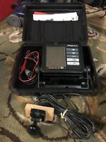 Eagle Magna II Fish Finder Portable with Transducer