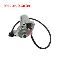 High Quality Electric Starter For 50cc 70cc 90cc 110cc 125cc ATV Bicycle Parts