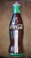 Vintage Coca Cola Thermometer M.C.A.