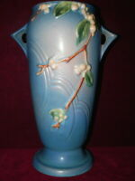 ROSEVILLE BLUE SNOWBERRY 1V1-10 MINT! BUY IT NOW! FREE SHIPPING!