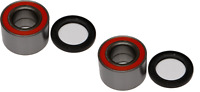 NEW ALL BALLS FRONT WHEEL BEARINGS SEALS FOR 2015 CAN AM OUTLANDER 1000 EFI 6X6