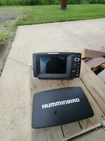 Humminbird 859ci HD/GPS/Radar Fishfinder COMPLETE with Transducer, power, USI