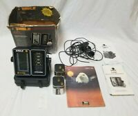 Eagle Z-6100 LCG Recorder Fish Finder Monitor w/ Battery Case, Transducer