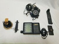 Humminbird 4000 LCR Portable Fish Finder & Transducer/Mounts
