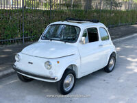 1971 Fiat 500 Ragtop Ready to Drive SEE HD VIDEO