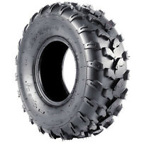 Set of 2 ATV Tires Front Tires 19x7 8 4PR Tubeless 19x7x8