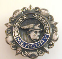 Vintage 1950's Mercury Automobile Lapel Pin from Ford Motor Company