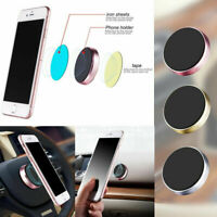 2 Pack Magnetic Car Mount Universal Phone Holder Universal Stick On Dashboard $5.99