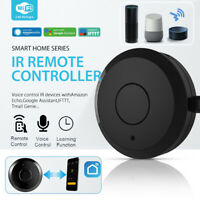 IR WiFi Smart Home Remote Control 2.4Ghz Compatible For TV Air Conditioner Lamp^ $8.99