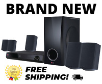 NEW LG 5.1 Channel 500W 3D Blu ray Home Theater Speaker Subwoofer System BH5140S $249.00