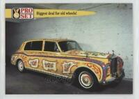1992 Pro Set Guinness Book of Records Biggest Deal For Old Wheels #17 1m8
