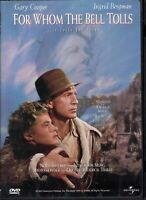Universal dvd For Whom The Bell Tolls like new $7.00