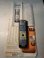 Phillips universal remote. sru3003. with paperwork and owners manual. 3E $10.00