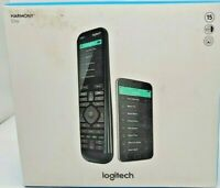 Logitech Harmony Elite Remote Control System Recertified Complete Open Box $275.00