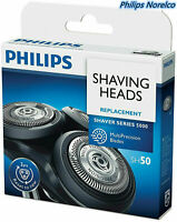 Philips Norelco Shaving Heads Replacement Shaver Series 5000 Sh50 New packaging $16.00