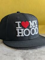 **RARE** I *❤* My Hood New Era 59Fifty Fitted Hat Sz. 7 1 8 $35.00