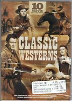 Universal dvd set Classic Westerns 10 Movie Collection brand new $6.50
