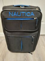 """Nautica 28"""" Expandable Spinner Rolling Suitcase 28 in. x 18.75 in. x 10.25 in."""