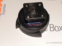 Heavy Duty Adjustable swivel base for CANNON downrigger with MAGNUM mount base
