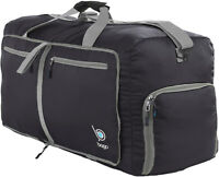 NEW Bago Travel Duffel Bag For Women &Men Foldable Duffle For Luggage Gym Sports