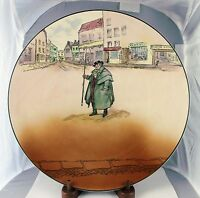 Royal Doulton Dickens Ware  Tony Weller Chop Plate