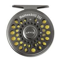 Orvis Battenkill Click and Pawl III Fly Reel