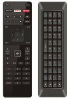 VIZIO XRT500 LED HDTV Remote has QWERTY Keyboard with back light XRT500 $10.42
