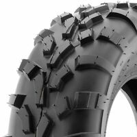 SunF Replacement 25x8-12 25x8x12 Front ATV UTV Tire 6 Ply Tubeless A010 [Single]