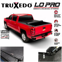 Truxedo Lo Pro QT Roll Up Tonneau Cover For 88 00 Chevy C K 1500 2500 8Ft Bed
