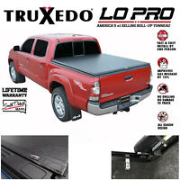 Truxedo Lo Pro QT Roll Up Tonneau Cover Fits 2007 2020 Toyota Tundra 6.6Ft Bed