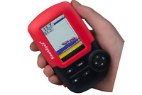 HawkEye  FISHTRAX™ 1C | HANDHELD FISH FINDER WITH HD COLOR VIRTUVIEW™ DISPLAY