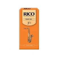 Rico Tenor Saxophone Reeds, 25 Pack  Strength 3 1/2   RKA2535 No. 3.5