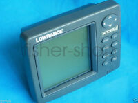 LOWRANCE X135 FISHFINDER Only X 135 amp; sun cover not came with other parts)