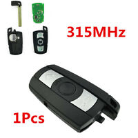 New Smart Remote Control Car Key Fob Replacement 315Mhz For BMW 1 3 5 6 7 Series $22.22