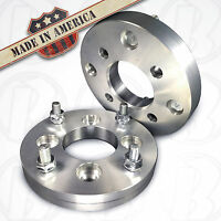 2 pc. 4x4 (4x101.6mm) to 4x110 Wheel Adapters/Spacers 1