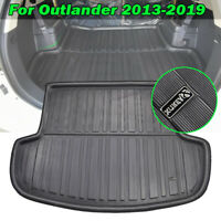 For Mitsubishi Outlander 2013-2020 Rear Trunk Tray Boot Liner Cargo Floor Mat