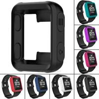 Silicone Protective Case Band for Garmin Forerunner 35 Approach S20 Sports Watch