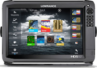 Lowrance HDS12 Gen3 Touch Insight Fishfinder