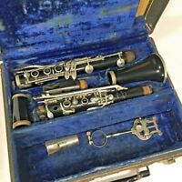 Vintage LeBlanc Normandy Reso-Tone Clarinet With Hard Carrying Case