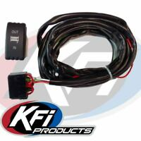 KFI UTV-DRS-K ATV UTV Dash Mounted Rocker Switch KIT with Harness