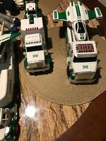 Hess Car, Truck And Plane Collection (Mint Condition)