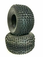 2 Two - 16x8.00-7 D-929 ATV Knobby Tires Tire DS7311 16x8-7 16/8-7 16x8x7