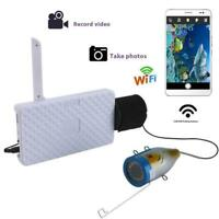 15M 720P Wifi Underwater Fishing Video with 1000TVL camera For IOS Android APP