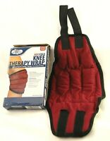 Knee Therapy Wrap Hot Cold Aches Pains Universal Support Adjustable Therapeutic $7.76