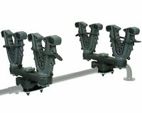Double V-Grip Gun and Bow Rack - ATV-TEK - VFG2