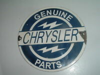 Vintage Chrysler Genuine Parts 6