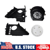 Air Cooling Shroud Assembly With Fan For GY6 150cc ATV Go Kart Buggy's Scooter