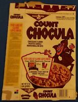Count Chocula vintage cereal box with Merlin Wizard & Atari video game giveaway!
